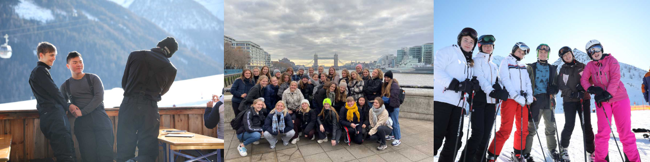 Rejser med Vejstrup Efterskole